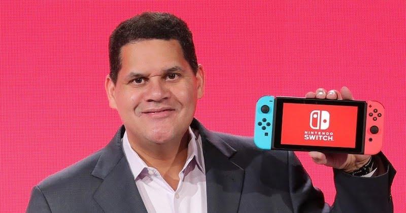 Presiden Nintendo Amerika Reggie Fils-Aime Akan Pensiun
